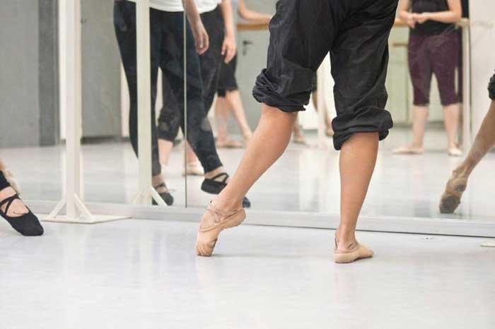 ballet studio in tel aviv