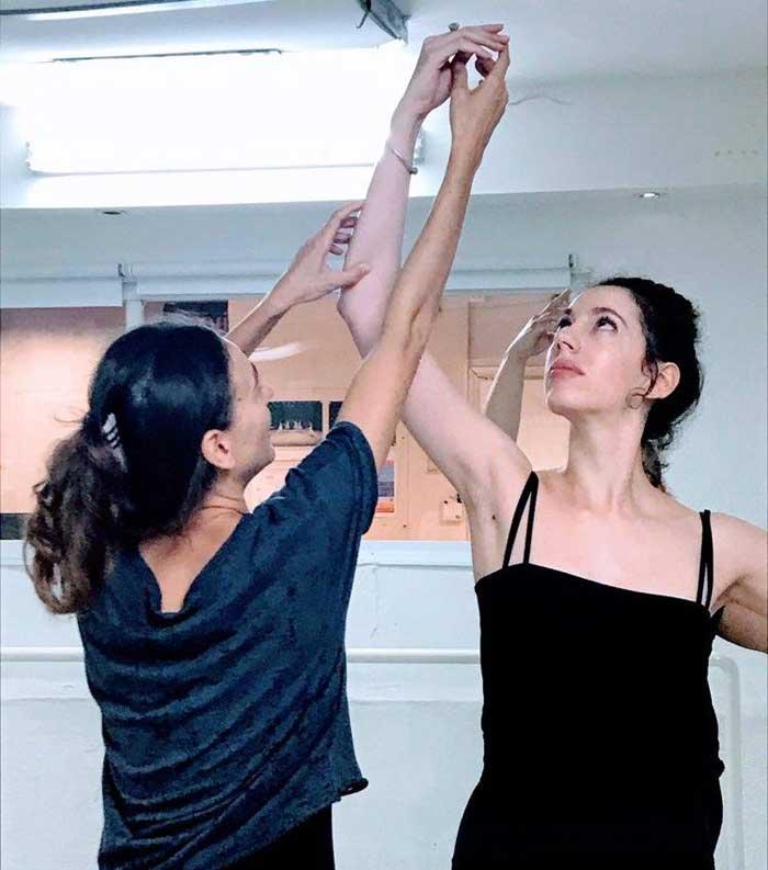 tel aviv ballet studio