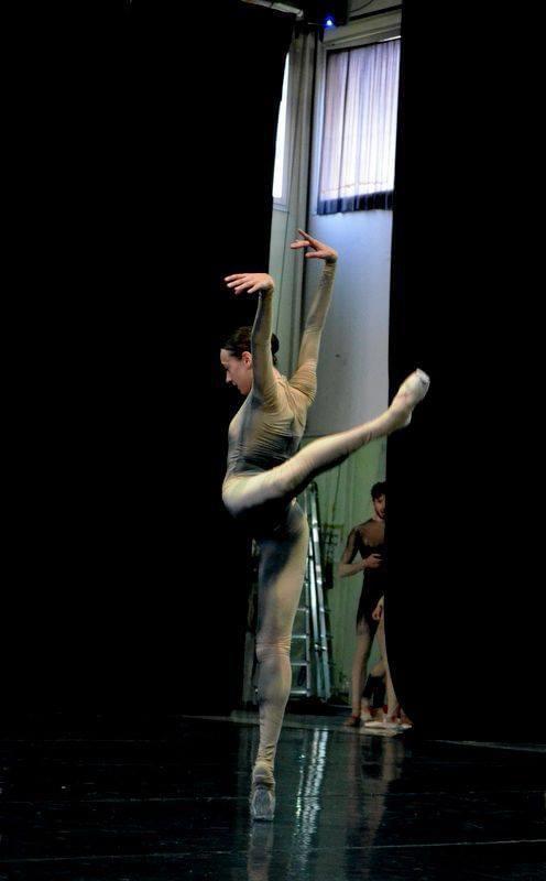 Studio L ballet classes